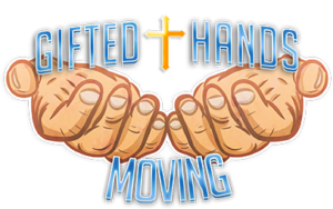 Gifted Hands Moving Logo