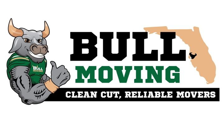 Bull Moving Logo