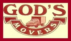God's Movers, LLC Logo