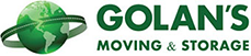 Golan's Moving & Storage Logo