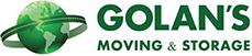 Golan's Moving & Storage Logo