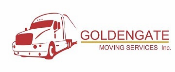 Goldengate Moving Services, Inc. Logo