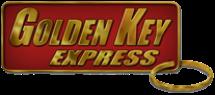 Golden Key Express Logo
