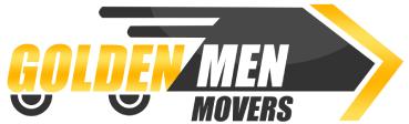 Golden Men Movers Logo