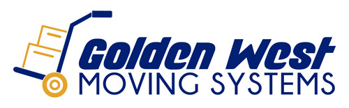 Golden West Moving Systems Logo