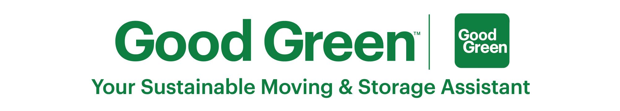 Good Green Moving Logo