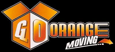 Go Orange Moving Inc Logo