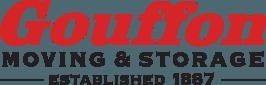 Gouffon Moving & Storage Logo