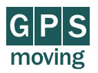 GPS Moving and Storage  Logo