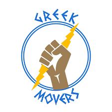 Greek Movers Logo