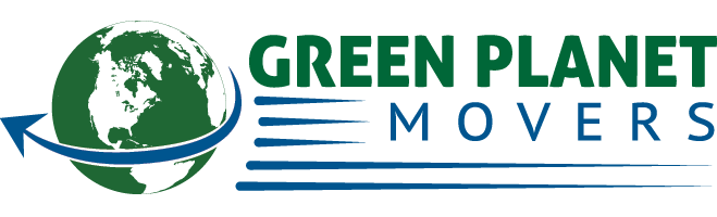 Green Planet Movers Logo