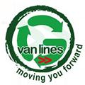 Green Van Lines  Logo