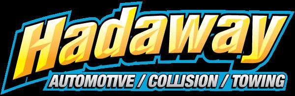 Hadaway Towing Logo