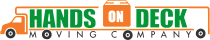 Hands On Deck Moving Company Logo