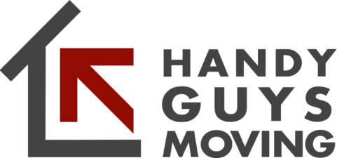 Handy Guys Moving Service Logo