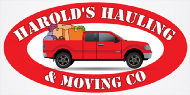 Harold's Hauling and Moving Co. Logo