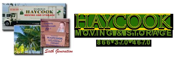 Harold Haycook Moving & Storage Corporation Logo