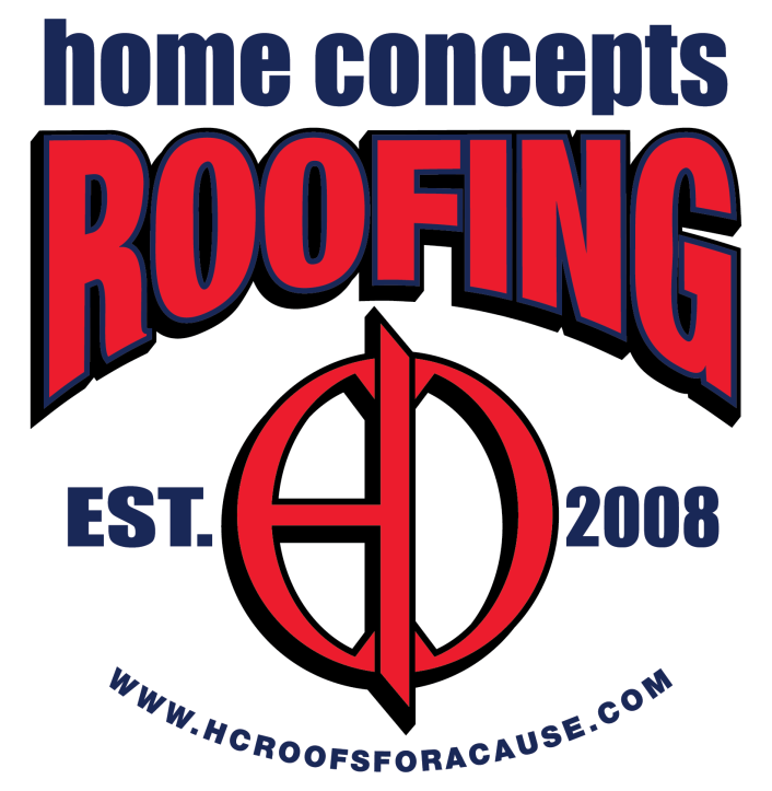 home concepts ROOFING Logo