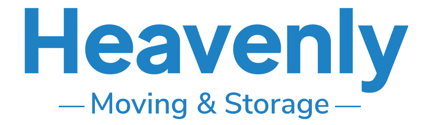 Heavenly Moving and Storage Logo