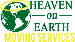 Heaven on Earth Moving Services LLC Logo