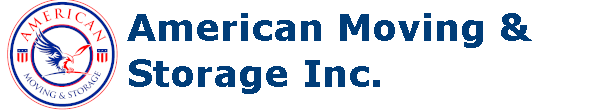 American Moving & Storage Inc. Logo