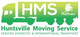 Huntsville Moving Service Logo