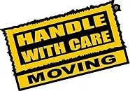 Handle With Care Moving & Delivery  Logo