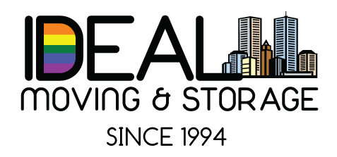 Ideal Moving & Storage Logo