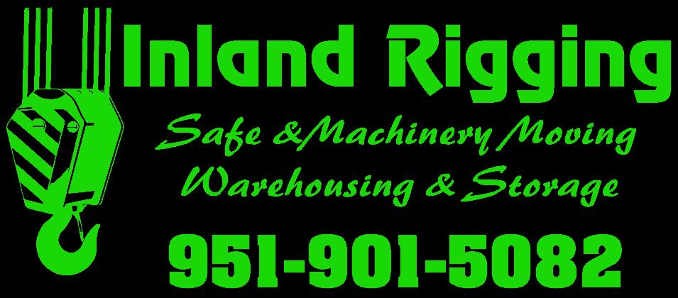 Inland Rigging Logo