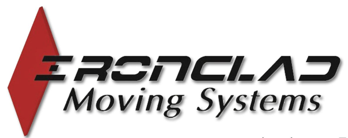 Ironclad Moving Systems Logo