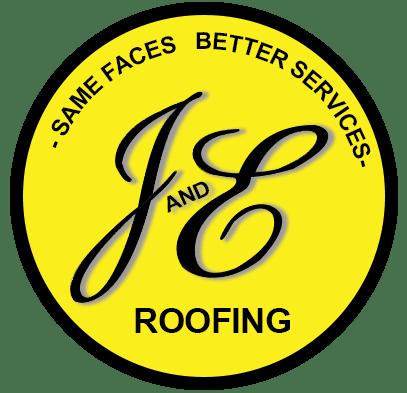 J & E Roofing LLC Logo