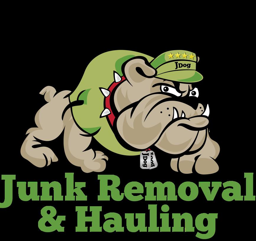 JDog Junk Removal & Hauling Lehigh Valley Logo