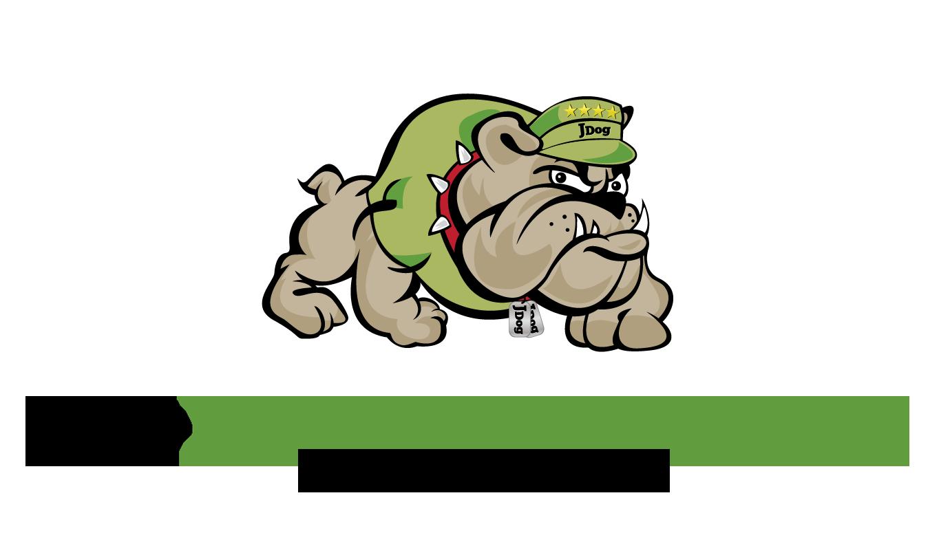 JDog Junk Removal & Hauling North San Diego Logo