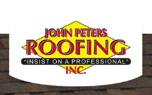 John Peters Roofing Logo