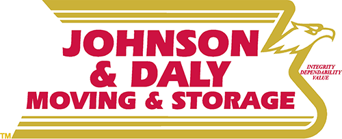 Johnson & Daly Moving and Storage Logo