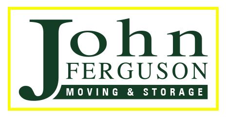 John Ferguson Moving & Storage Logo
