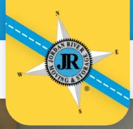 Jordan River Moving & Storage Logo