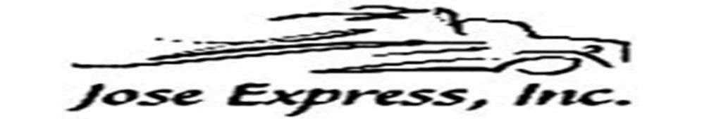 Jose Express, Inc. Logo