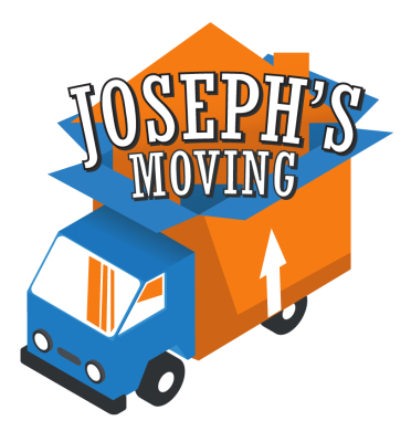 Joseph's Moving Logo