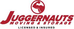 Juggernauts Moving & Storage Logo