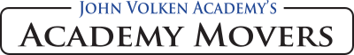 John Volken Academy Movers Logo