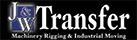 J & W Transfer and Storage, Inc. Logo