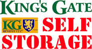 Kings Gate Self Storage Logo