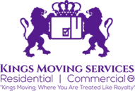 Kings Moving Services Logo