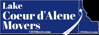 Lake Coeur d'Alene Movers Logo