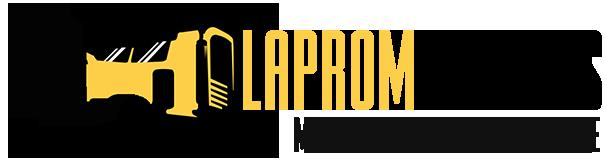 Laprom Movers Reseda Logo