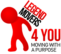 Legend Movers 4 You  Logo
