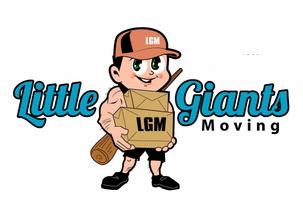 Little Giants Moving Logo