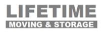 LIFETIME Moving & Storage Logo
