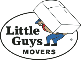Little Guys Movers Gainesville Logo